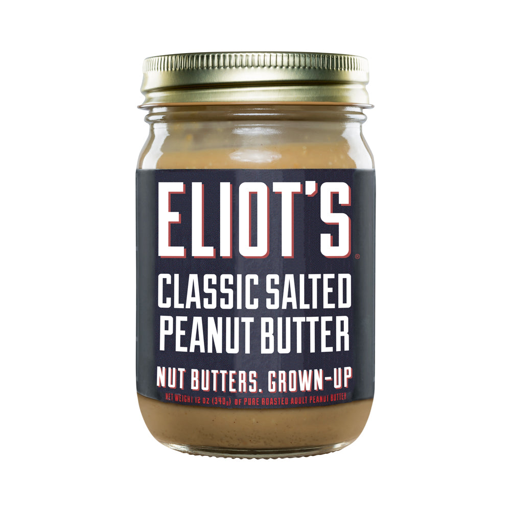 Classic Salted Peanut Butter