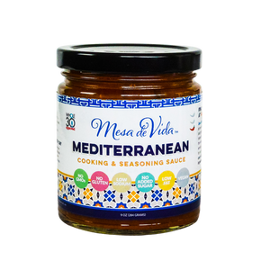 Mediterranean Recipe Starter and Seasoning Sauce