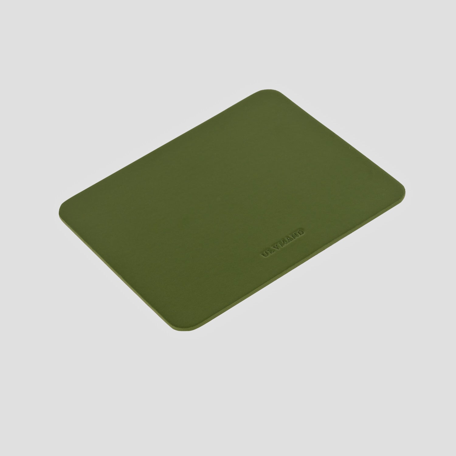 Petrides Vegan Leather Mousepad - Cactus Green