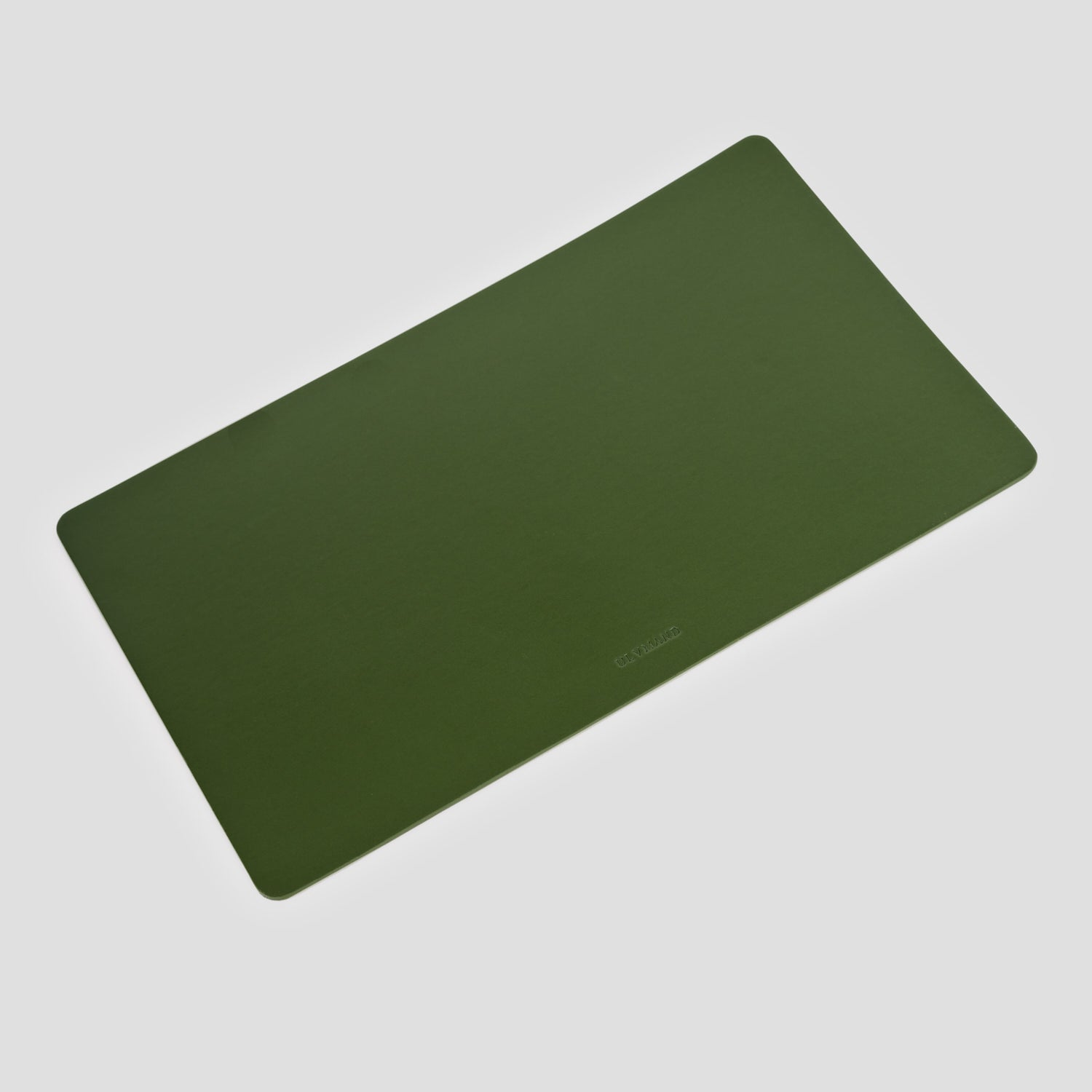 Ethan Desk Pad - Cactus Green