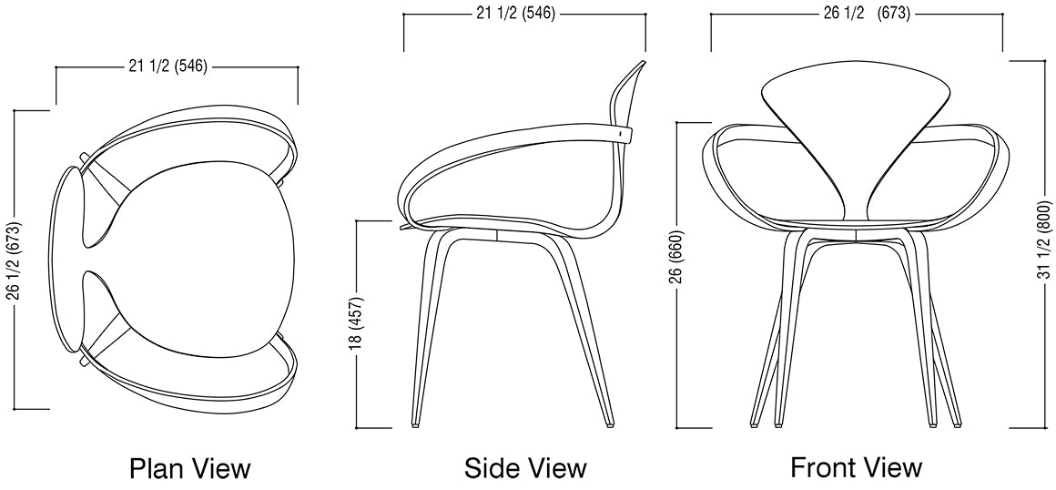 Armchair Schematic