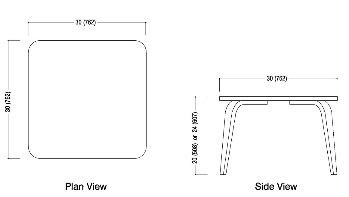 Child's Table Schematic