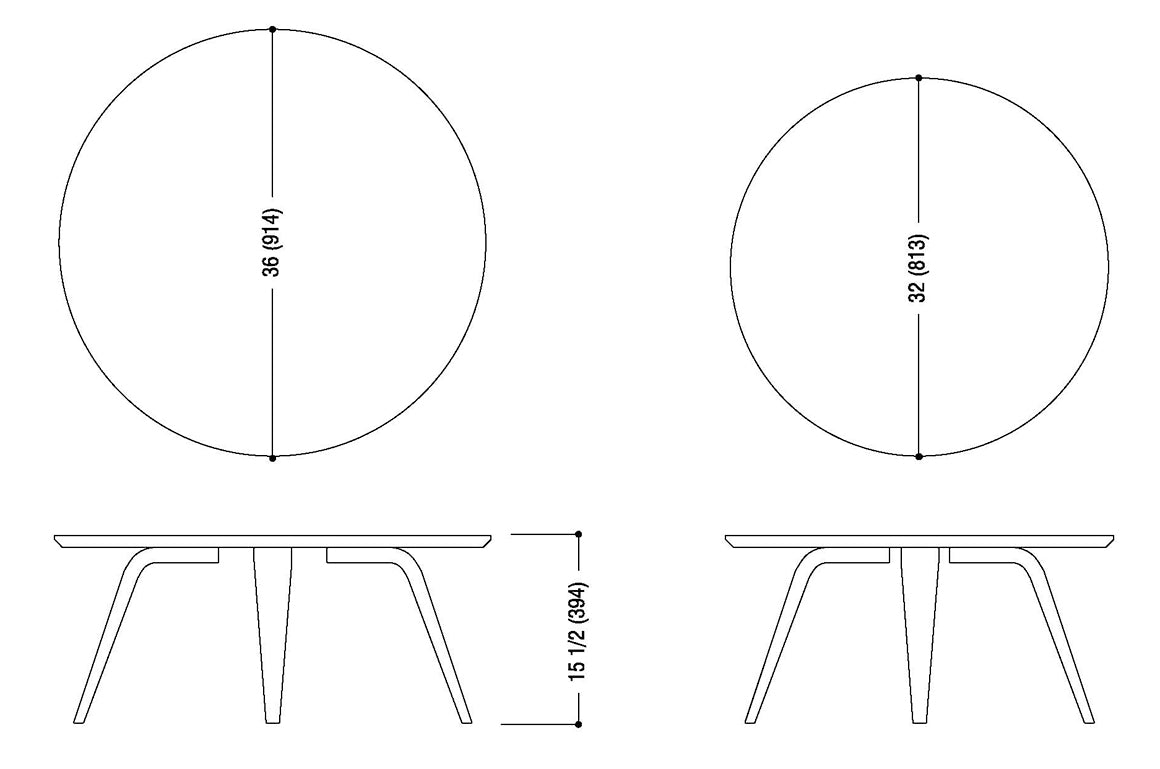 Coffee Table Schematic