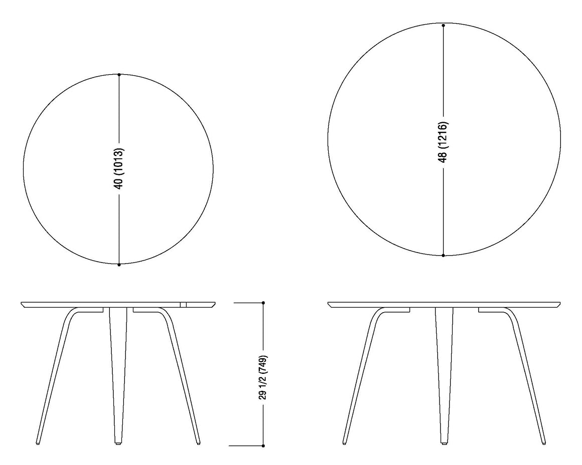 Round Table Schematic