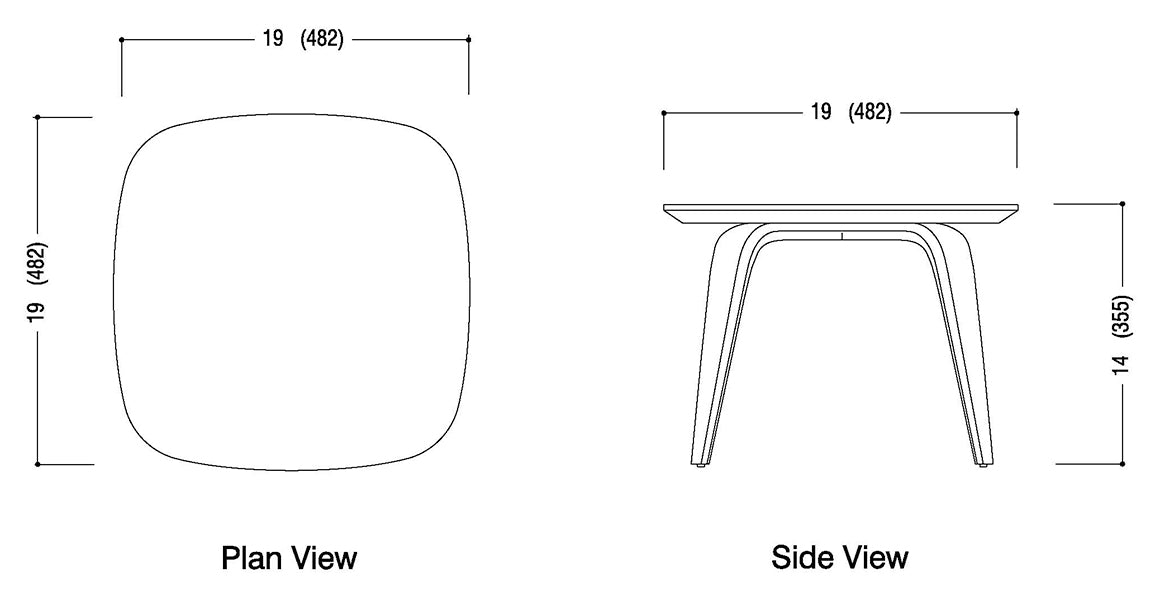 Side Table Schematic