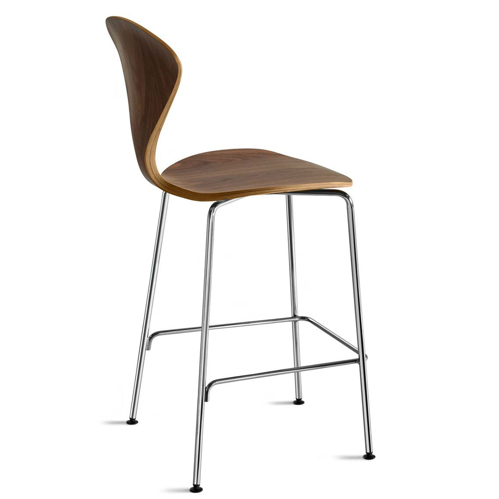 Metal Base Stool - no upholstery pads