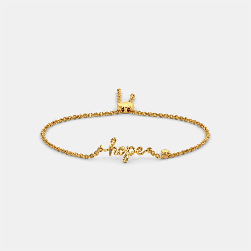 The Ray of Hope Bracelet