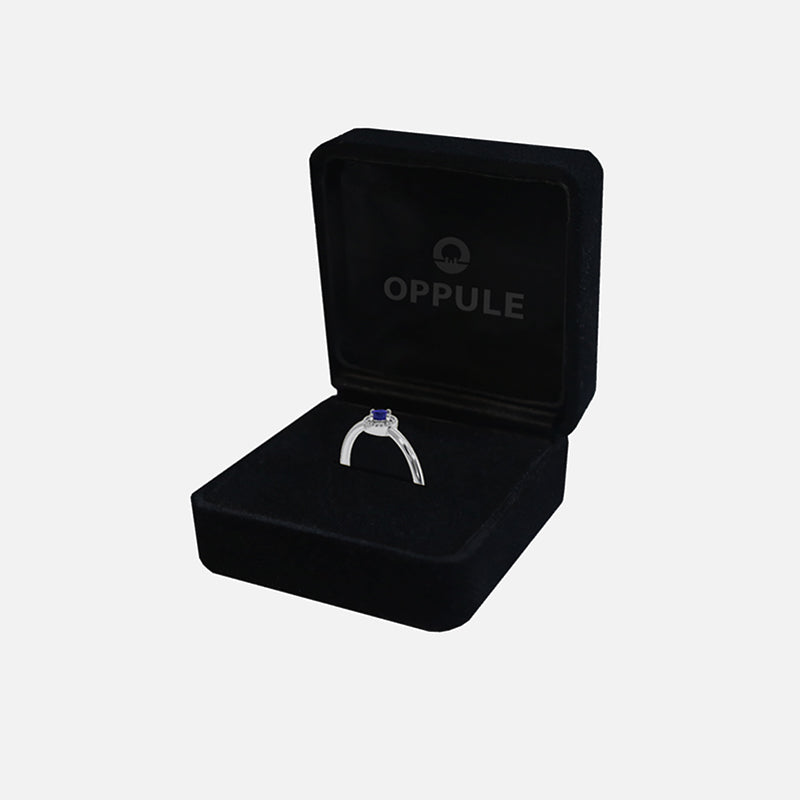 The Sapphire Ring