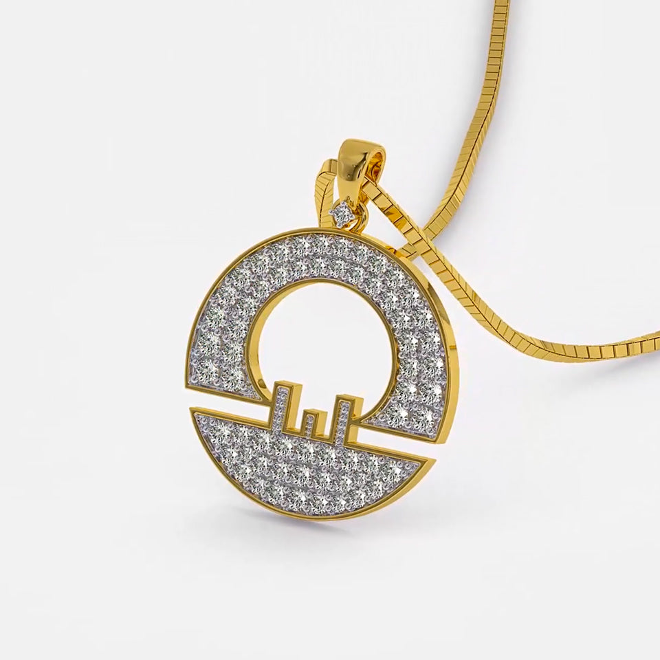 The Monopule Pendant