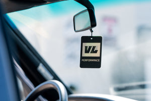 Black Ice VL Performance Logo Air Freshener (Black)