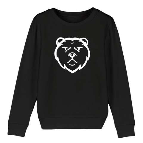Sweat Birecut Enfant GLC Noir