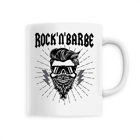 Mug Barbe Rock'n'Barbe