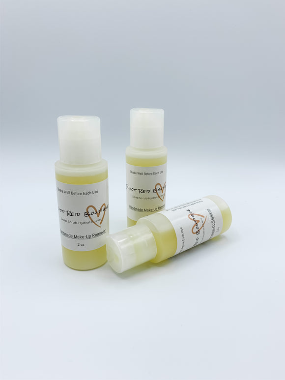 Handmade Make-up Remover + Toner