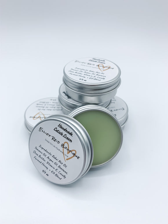 Handmade Cuticle Cream