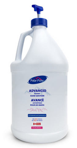 Polar Pure 4 Liter Gel