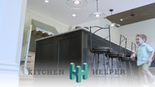 Load and play video in Gallery viewer, Guidecraft Kitchen Helper Contemporary Grey