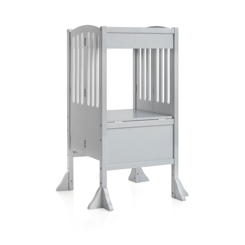 Guidecraft Kitchen Helper Contemporary Grey - WONDERBUBZ