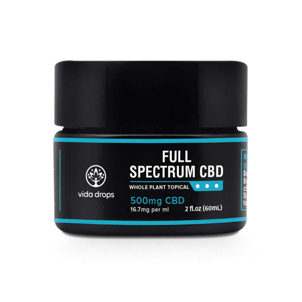 Topical CBD 500mg