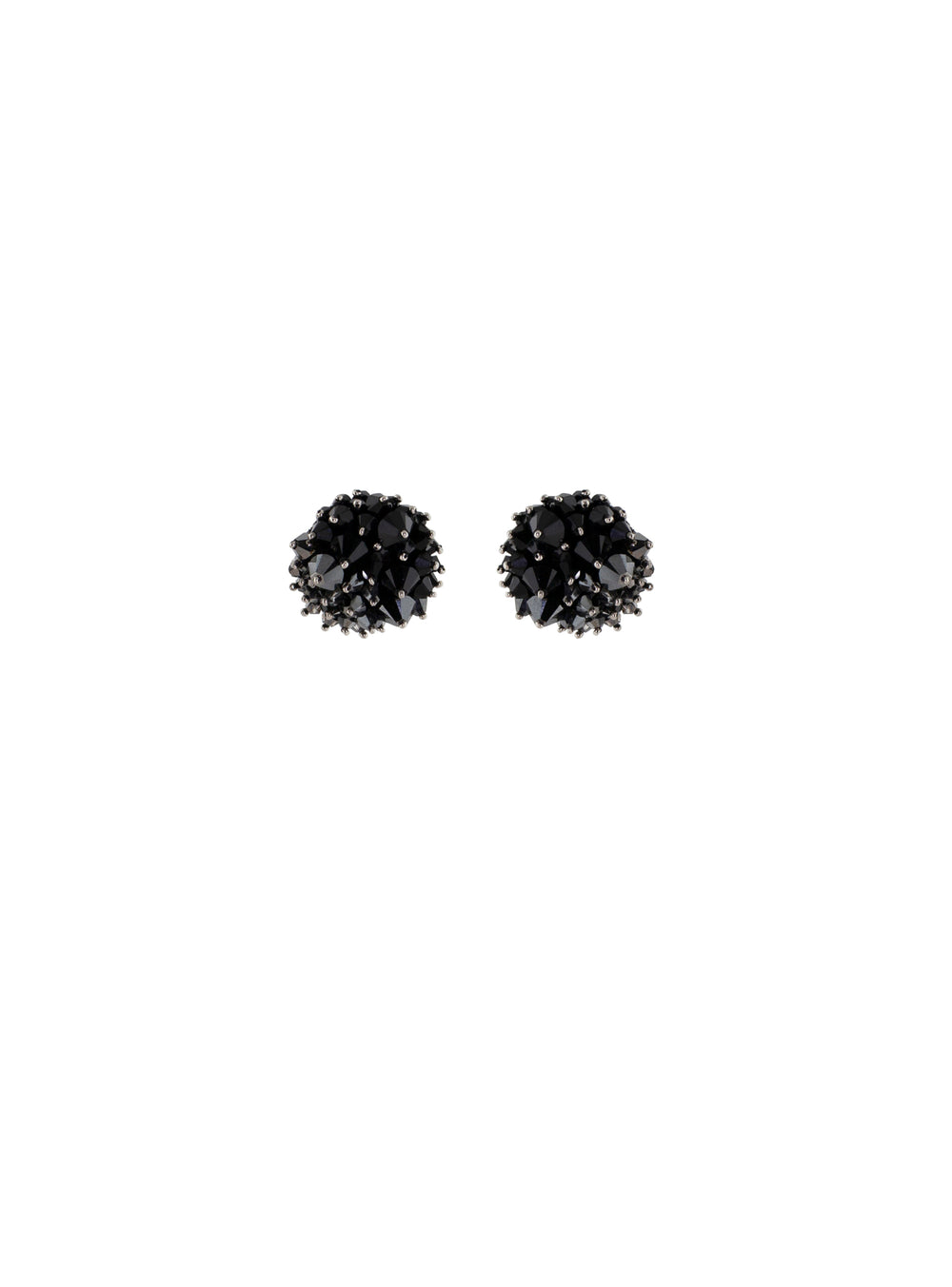 2 mini degrade earrings