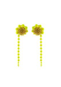 Neon yellow pearls