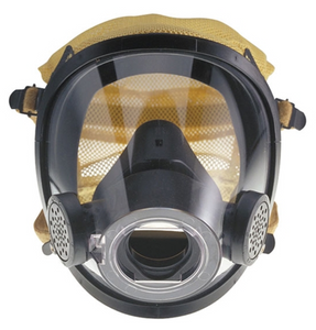 Scott AV3000 Face Piece, Large
