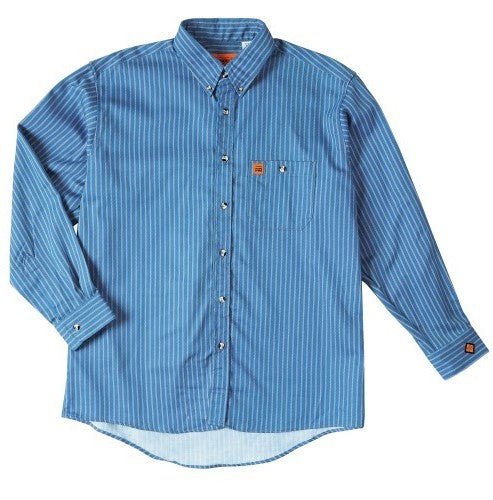 Riggs FR Work Shirt, Blue