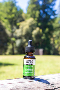 Mercy Hemp CBD Tincture - 1000 MG