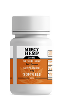 Load image into Gallery viewer, Mercy Hemp CBD Softgel - 10 MG - 30 Count
