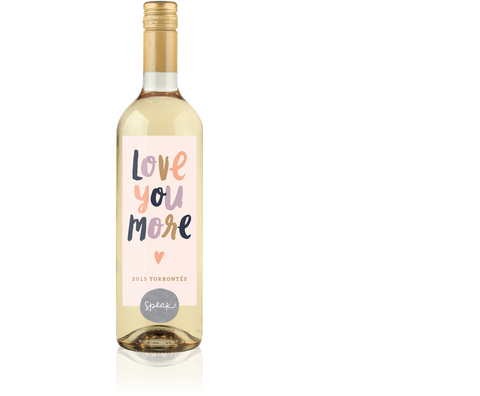 Love You More - Case White (12 bottles)
