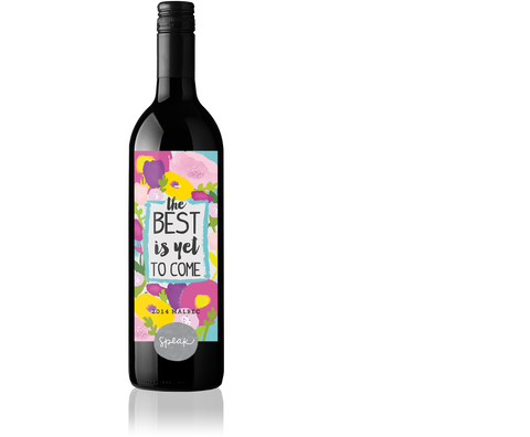 The Best is Yet to Come - Case Red (12 bottles)