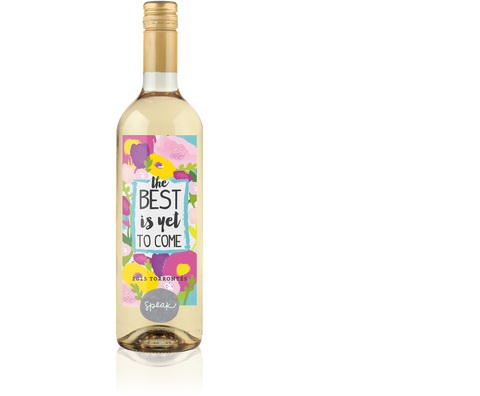 The Best is Yet to Come - Case White (12 bottles)