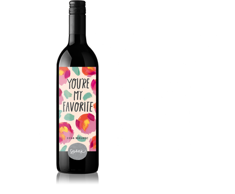 You're My Favorite - Case Red (12 bottles)