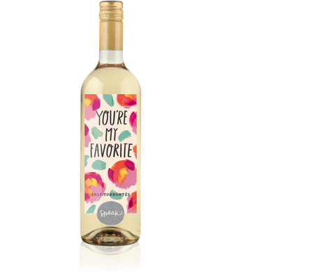 You're My Favorite - Case White (12 bottles)