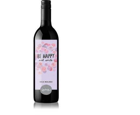 Be Happy & Smile - Case (12 bottles)