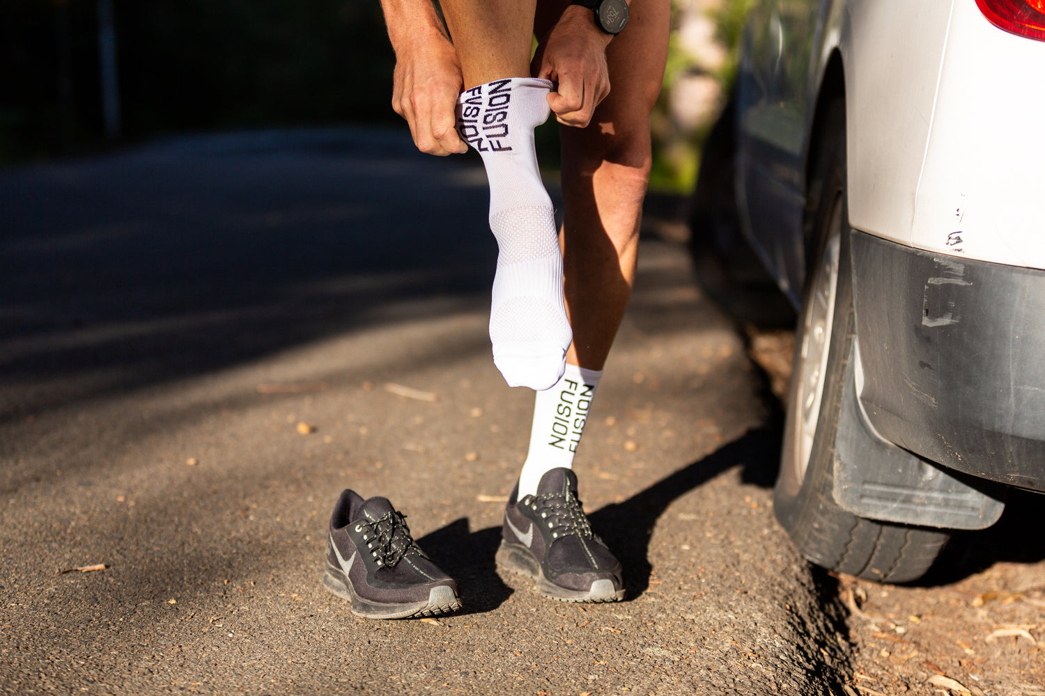Choosing the Right Sock for Training or Race Day