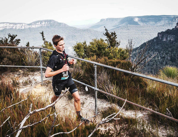 Fusion Team Luke Lambley Trail Runner