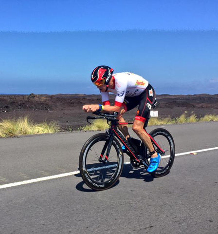 Andy Potts Kona Fusion Speed Suit (Speed Band)
