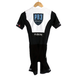Fusion Triathlon SLi Speed Suit with Custom Printing