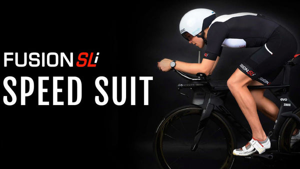 Fusion SLi Triathlon Speed Suit