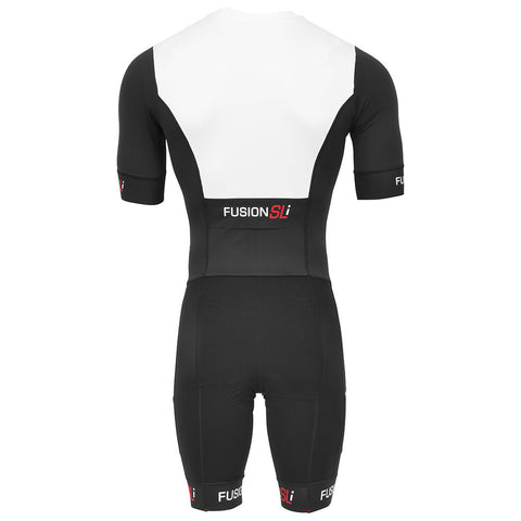 Fusion Triathlon SLi Speed Suit - Back