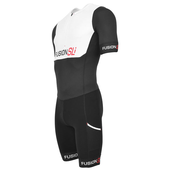 Fusion SLi Speed Suit - short sleeved tri suit