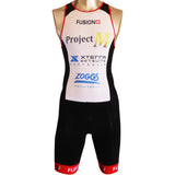 Fusion SLi Men's Triathlon Suit with Custom Printing
