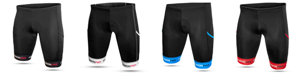 Fusion Triathlon Shorts, TRI PWR Band Shorts
