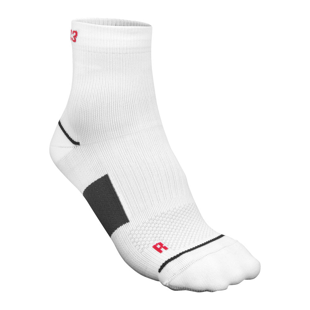 Fusion C3 Run Compression Sock_Colour: Black