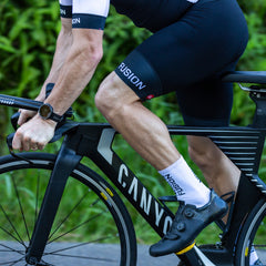 FUSION PWR Compression Socks with Coolmax_Cycling and Running_Collection: Mens_Action