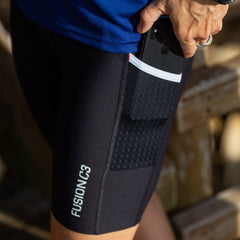 Fusion C3 Short Tights Pocket_Collection: Womens_Action