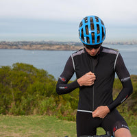 Fusion Hot Leg_Cycling Arm Warmers_Collection: Mens_Action