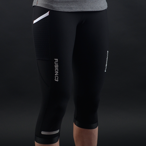 Fusion C3 3/4 Running Tights