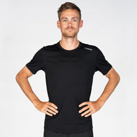 Fusion Mens Nova Running T-Shirt_Action
