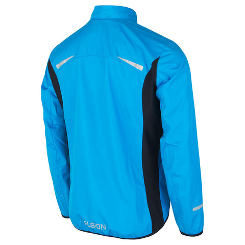 Fusion S1 Men's Shell Jacket_Running Cycling_Colour: Surf
